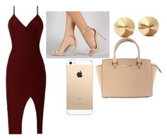 """""""Untitled #1"""" by chrishondra on Polyvore featuring Anne Michelle, Michael Kors and Eddie Borgo"""