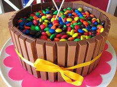 Die 8 Besten Bilder Von Kitkat Kuchen Birthday Cakes Cookies Und