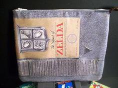 Retro Nintendo Legend of Zelda Video Game by Sugarshoxcrafts. AMAZING.