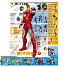 Iron Man infografia