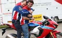 Honda lovag lett Guy Martin, az őrült brit