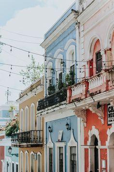A Weekend in Old San Juan -- Looks by Lau