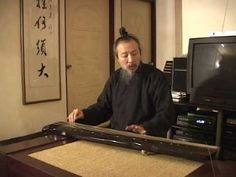 袁中平 陽關三疊Three Variations on the Yang Pass/古琴Guqin .wmv