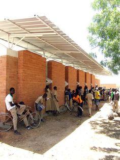 Ser arquitecto en África: Albert Faus