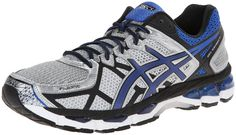 Compare prices on Mens Asics Gel Kayano 21 Running Shoes from top sports shoe retailers. Save money when buying running shoes for your family. Running Shoe Reviews, Best Running Shoes, Asics Gel Kayano 19, Running Equipment, Asics Men, Black 7, Basketball Shoes, Sport Outfits, Things That Bounce