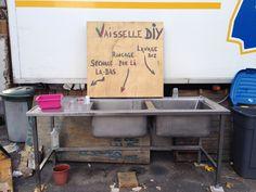 Vaisselle DIY.