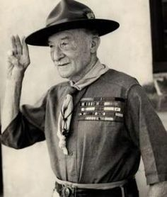 From Boys to Men---The Writings of Robert Baden-Powell | Lord Baden Powell, founder of Boy Scouts