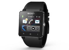 #Sony's SmartWatch 2 - A Bigger, Water-Resistant Android Smartwatch With #NFC