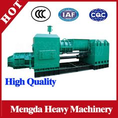 Fly ash vacuum brick making machine is developed based on the advanced technology of the world, which is using fly ash, coal gangue, shale, clay and pearlstone to produce into bricks by the process of pulverizing, mixing, extrusion molding and firing by tunnel kiln or annular kiln.