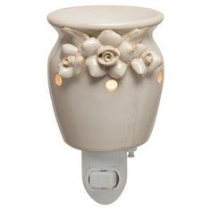 Flower Girl Plug-In Scentsy Warmer #Scentsy