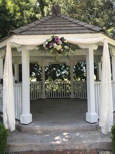 Arch Flowers, Gazebo, Outdoor Structures, Kiosk, Pavilion, Cabana