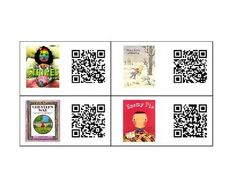 These QR codes link to the stories on Storyline Online. They are good to use in Daily 5 for Listen to Reading, Centers or even free time activities. Students use a QR reader on iPad, I Phone, iPod, or Android system to link directly to the stories.
