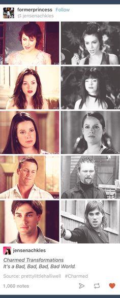 Charmed; Chris Perry; Chris Halliwell; Christopher Halliwell; Paige Matthews; Piper Halliwell; Phoebe Halliwell; Leo Wyatt