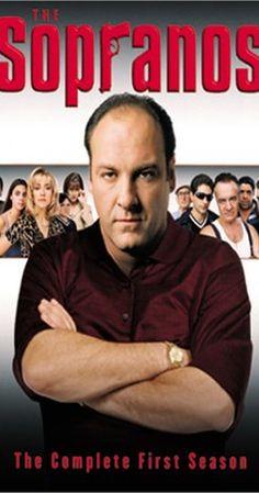 The Sopranos de David Chase.  Avec James Gandolfini, Lorraine Bracco, Edie Falco, Michael Imperioli...