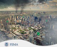 FEMA Ready Campaign on Behance