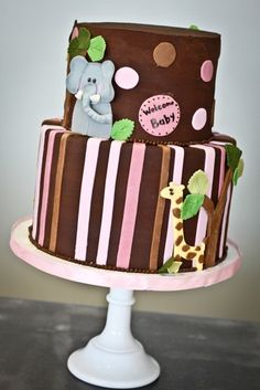 Baby Shower Cakes « Sweet & Saucy Shop