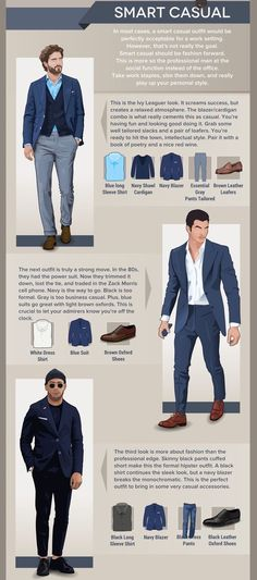 Smart casual styles - Learn how I made it to in one months with e-commerce! Smart casual styles - Learn how I made it to in one months with e-commerce! Mens Smart Casual Outfits, Smart Casual Menswear, Men Casual, Smart Casual Men Work, Office Casual Men, Smart Casual Wardrobe, Professional Wardrobe, Business Professional, High Fashion Men