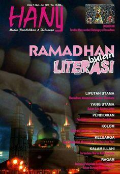 RAMADHAN BULAN LITERASI Majalah Hany Edisi 7