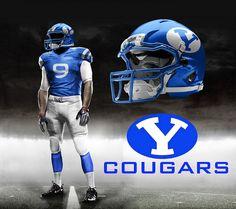 BYU Uniforms Light Blue
