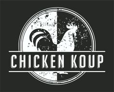 Chicken Koup Logo   #logodesign #logoexamples #restaurantlogo