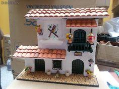 Balcones o fachadas artesanales 100% colombianas