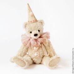 Teddy bear / Мишки Тедди ручной работы. Роб (Rob). Marina Dorogush. Интернет-магазин Ярмарка Мастеров. Мишка тедди, подарок