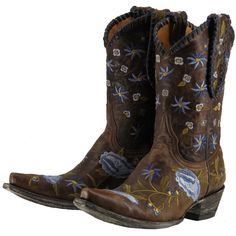 Old Gringo Agusta 10 Cowgirl Boots