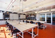 CCA Hybrid Lab, San Francisco   Jensen Architects
