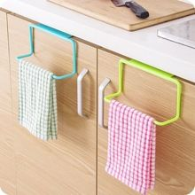 Home Wider Towel Rack Hanging Holder Organizer Bathroom Kitchen Cabinet Cupboard Hanger Drop Shipping High Quality Free Shipping(China (Mainland))
