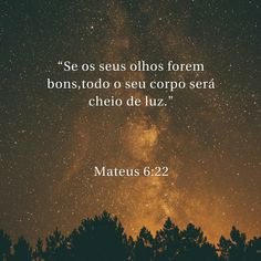 Mateus 6:22