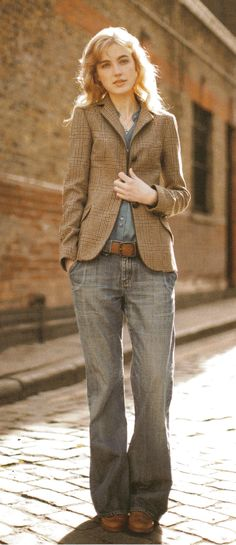tweed for fall
