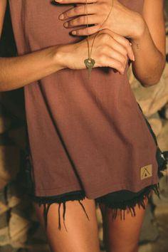 Dainty Tribe Key Necklace – Tribe Kelley