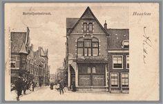 1901 Haarlem  Straat: Barteljorisstraat