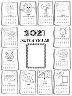 English Worksheets For Kids, Learn Turkish, Coloring Pages, Activities For Kids, Diy And Crafts, Kindergarten, Preschool, Bullet Journal, Learning