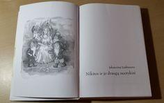 Jekaterina Liubimova: Nikitos ir jo draugų nuotykiai (frontipis – ilustrácia Mária Ždan, písmo Preissg Antikva)