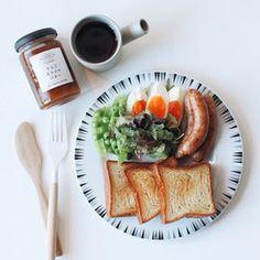おうちでカフェご飯♪「ワンプレートごはん」のオシャレな盛りつけ見本帖 - NAVER まとめ