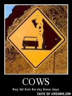 I saw a sign like this in Red River New Mexico and about died laughing! The western PA in me was shocked!