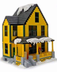 LEGO Ideas - The Lego Christmas Story House