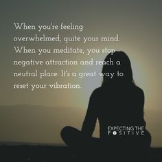 If it's all a bit too much today, this is a great thing to do. :) #meditation #mind