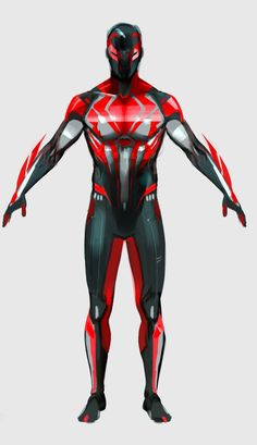Spiderman Suits, Spiderman Art, Marvel Comic Universe, Comics Universe, Amazing Spider Man 3, Iron Man Drawing, Ninja, Batman Artwork, Ajin Anime