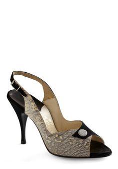 Vintage Reserve Rosalind Heel