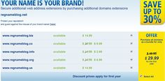 99 cent domains 1and1 Register Guide 2015