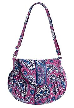 Vera Bradley Saddle Up Bag Review