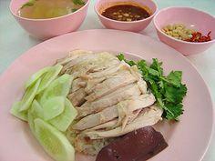 Chicken Rice, Thailand Food:)