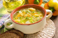 The negative calorie diet soup is one of the easiest food recipes for controlling your calorie intake. Here's an interesting recipe for the same mentioned just for you.