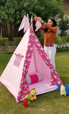 Kids Teepee Tent, Play Tents, Teepees, Tent House For Kids, House Tent, Viking Tent, Shark Pillow, Childrens Tent, Tent Sale