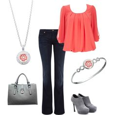 Busy Mom by jewelpop on Polyvore