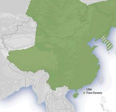 The Yuan Dynasty was the branch of Mongol Borjigin dynasty established by Kublai Khan. Although the Mongols had ruled territories, which included today's northern China for decades, it was not until 1271 that Kublai Khan officially proclaimed the dynasty in the traditional Chinese style.
