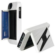 SCOSCHE IP5VLTW Vault Case for iPhone 5 - 1 Pack  ($21.97)