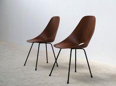 Vittorio Nobili Medea Chair 1955